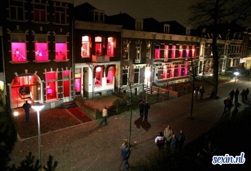 Raamprostitutie in Nijmegen