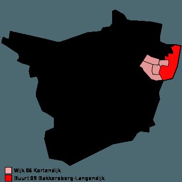 Bakkersberg-Langendijk roosendaal