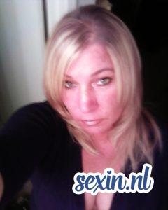Vrouw zoekt seks relatie in Lelystad