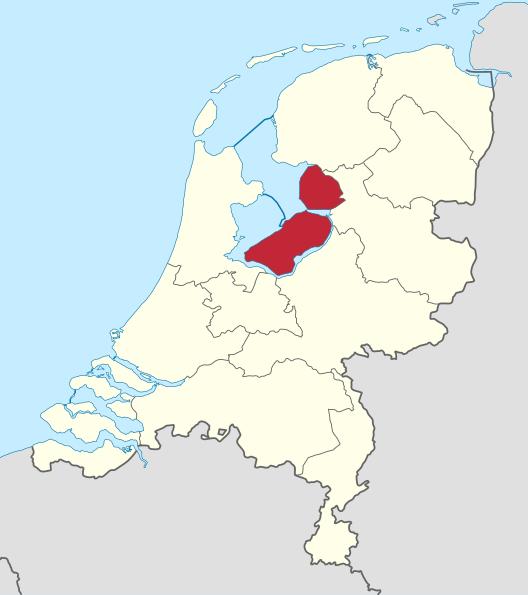flevoland nederland