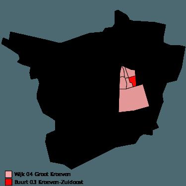 kroeven-zuidoost roosendaal