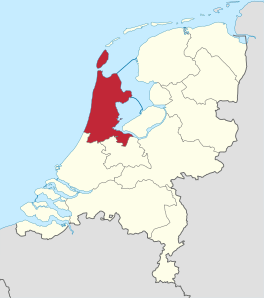 noord holland nederland