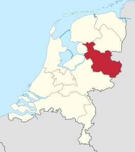 overijssel nederland