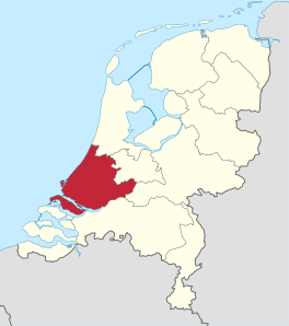 zuid Holland nederland