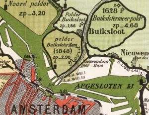 Nieuwendammerham amsterdam