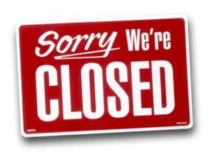 club baccara gesloten