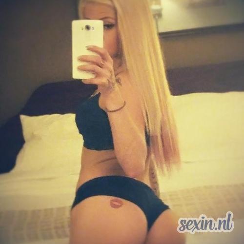 Blonde meid zoekt discrete man in Utrecht