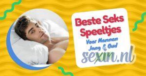 beste seksspeeltjes