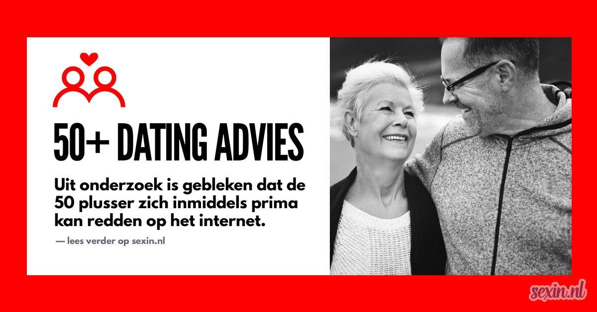 dating advies voor de 50plusser